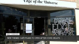New themed cafe plans to open after COVID delays
