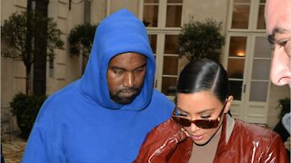 Kim Exhausted In Marriage To Kanye