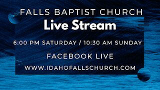 Falls Baptist Church Galatians 4