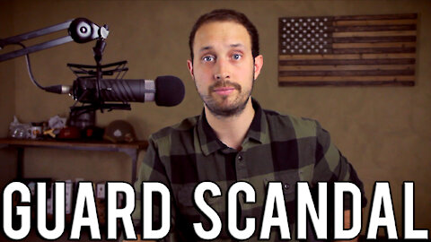 The National Guard Garage Scandal | They Get Shoved Out of the Car Too