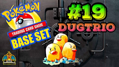 Pokemon Base Set #19 Dugtrio | Card Vault
