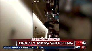 Mass shooting at local mall and Walmart in El Paso, Texas