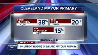 Cleveland Mayor Frank Jackson and Councilman Zack Reed to face-off in November mayoral election - Video