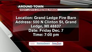 Around Town 12/4/18: Night Light Christmas Parade