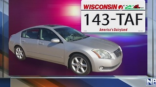 Stolen Vehicle Involved in a Hit and Run Crash with a Squad Car