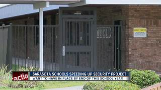 Sarasota school board to vote on new school security measure - Video
