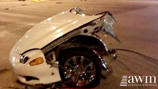 After Watching This Video Multiple Times, Even EMTs Don't Understand How He Survived