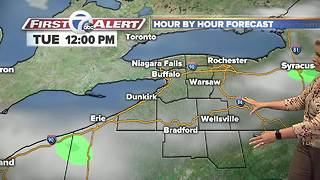 7 First Alert Forecast 07/10 - Noon - Video