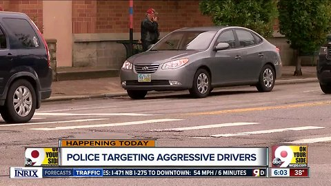 Cincinnati police set to boost traffic enforcement to curb 'aggressive driving'