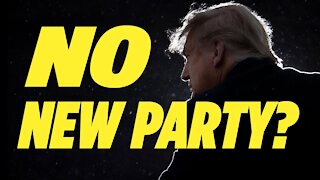 Advisor: Trump Will Not Launch a New Party; Biden's China Policy Still under Review: WH Press Sec.
