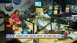 Mojo in Morning: Parents have digital detox on their wishlist
