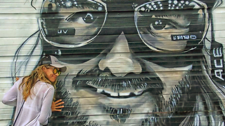 Sean 'Ace' O'Connor: Boynton Beach mural honors man who died chasing adventure - Video