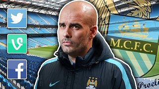 Pep Guardiola to join Manchester City | Internet Reacts