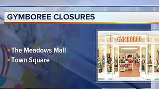 Gymboree shutting down stores in Las Vegas - Video
