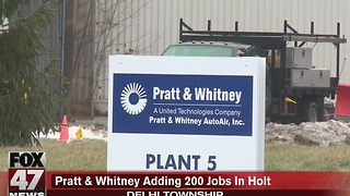 High-tech jobs coming to mid-Michigan - Video