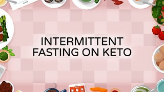 Intermittent Fasting And Keto Diet (Link In Description)