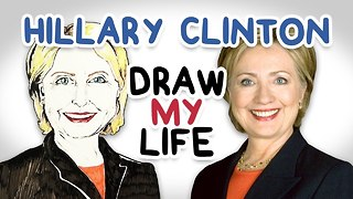 Hillary Clinton || Draw My Life - Video