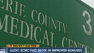 ECMC criticized for improper spending - Video