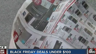 Black Friday deals under $100 - Video