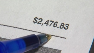 Business owner upset over soaring water and sewer bills - Video