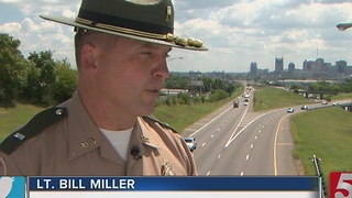 Number Of Tennessee Roadway Deaths Surpass 2015 - Video