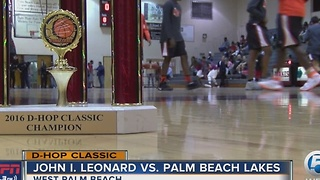 Palm Beach Lakes Captures D-Hop Classic Crown - Video
