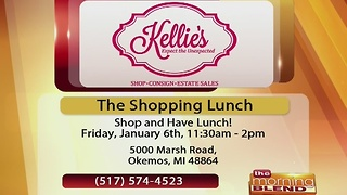 Kellie's Consignments - 12/29/16 - Video