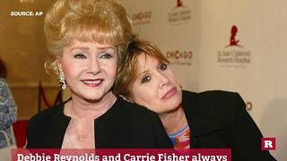 Debbie Reynolds Dies at the Age of 84 - Video