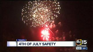 Security a top concern for officials during 4th of July - Video