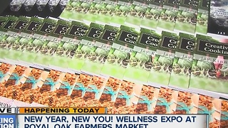 New Year, New You! Wellness Expo 6:30 - Video