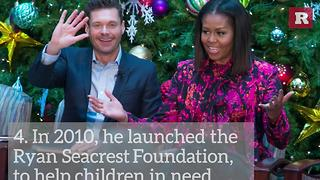 5 Facts About Ryan Seacrest | Rare Life - Video