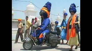 World's Biggest Turban - Video