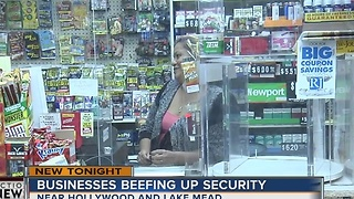 Businesses beefing up security on east side of Las Vegas valley - Video