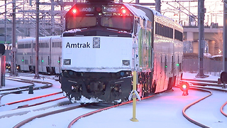 Winter Park Express operational again after 7 years - Video