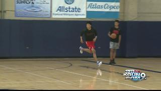 Pima basketball's Murphy taking talents overseas - Video