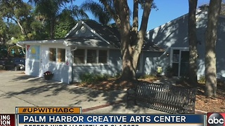 New arts center opens in Palm Harbor - Video