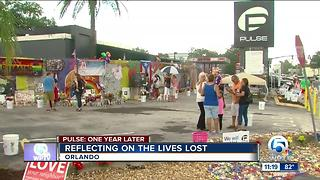 Orlando reflects on Pulse shooting 1 year later - Video