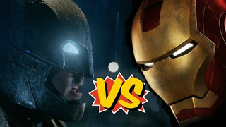 Marvel Vs DC | Film Fight - Video