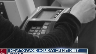 Preventing holiday credit card debt - Video
