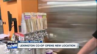 Local businesses support each other with opening of second Lexington Co-op - Video