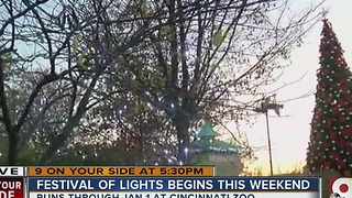 Festival of Lights begins this weekend - Video