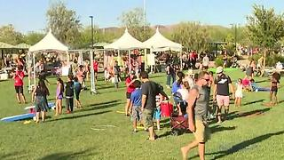 Henderson celebrates Fourth of July with fireworks and more - Video