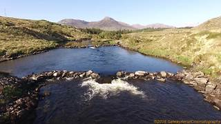 Aerial footage reveals hidden beauty of Irish countryside - Video
