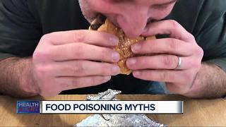 Dr. Nandi looks at the food poisoning myths you may have all wrong - Video