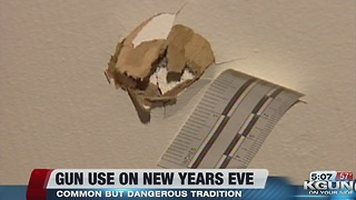 TPD enforcing illegal gun and firework activity on New Year's Eve - Video