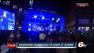 Sub-zero temperatures to delay start time of Downtown Indy, Inc. New Year's celebrationi - Video
