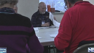 The latest on the presidential recount in Wisconsin - Video