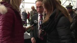 Warren Mayor Jim Fouts responds to new audio recordings - Video