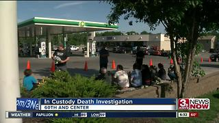 In-custody death investigation update