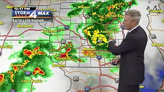 Brian Gotter's 10pm Storm Team 4cast - Video
